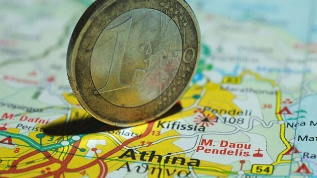 Yunanistan'ın yüzde 8.2 küçülmesi bekleniyor | Ekonomi Haberleri